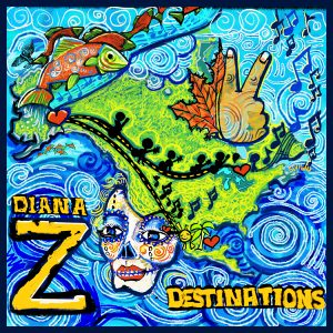 Diana Z - Destinations